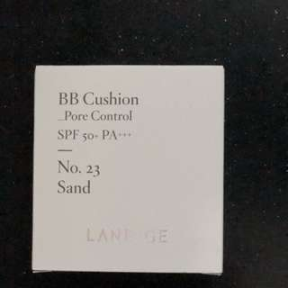 BB Cushion - Pore Control (SPF 50+ PA+++) #23 Sand