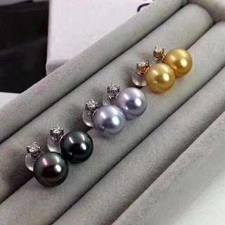 每個女人都需要一對珍珠耳釘來點綴你的優雅,下面這幾款都是經典賣的火爆一直補貨的款,款款深情耳上景...