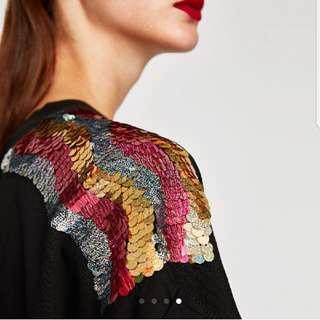 Zara Trafaluc Autumn Winter 2017 Shirt - LARGE