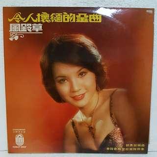 风铃草 - 令人怀缅的金曲 Vinyl Record