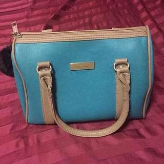 Teal Handbag (SECOSANA)