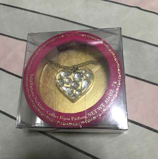 Juicy Couture Solid Perfume Necklace