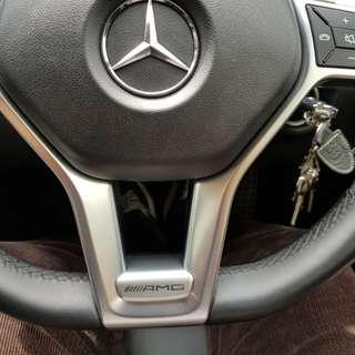 AMG Line Original Steering