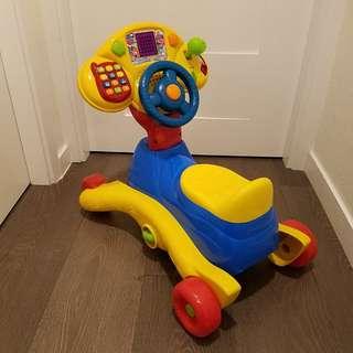 vtech玩具車