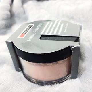 Nichido Final Powder - So Natural
