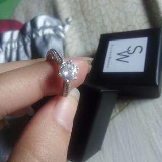 Diamon Ring Silverworks