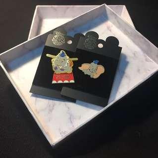 迪士尼小飛象襟章/ Disney Dumbo pin