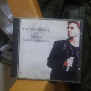 George michael cd