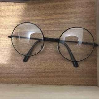 🚚 圓框眼鏡