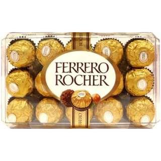 香港版 金莎朱古力 巧克力 禮盒三十粒裝 30 FERRERO ROCHER