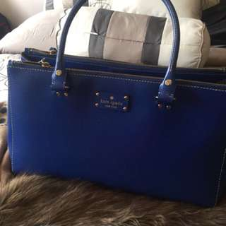 Kate spade bag (can fit laptop)
