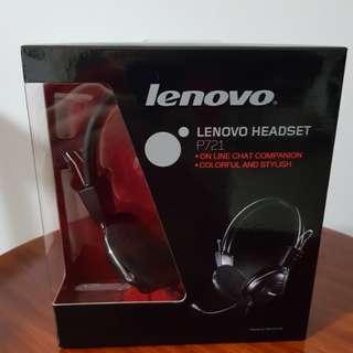 BN sealed Lenovo P721 headset - Fast deal!