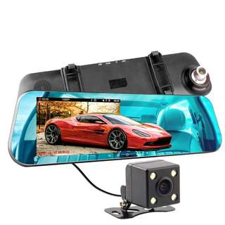 Car Recorder 3in1 Reverse Camera Parking Camera