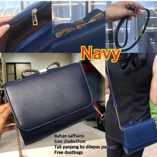 Ck bow navy