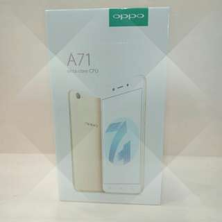 Oppo A71 bisa kredit