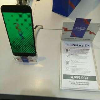 Samsung Galaxy j7+ bisa kredit tanpa kartu kredit