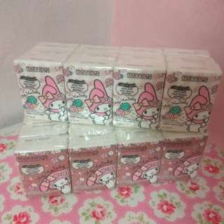 My Melody Pocket Tissue Paper