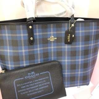 Authentic Coach women Handbag Shoulder Bag