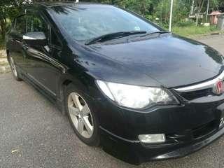Honda Civic FD SG