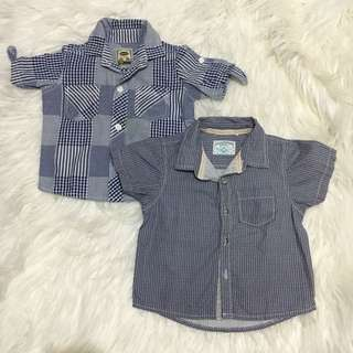 Polo set (12mos-18mos)