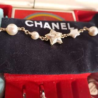 Chanel 星星手鏈