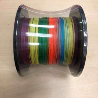 Braided Fishing line 500M