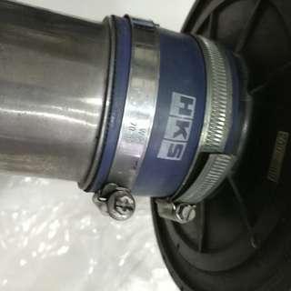 HKS air intake for Subaru WRX hawkeye