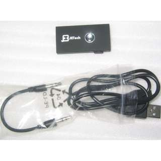 JETech Bluetooth Receiver and Transmitter