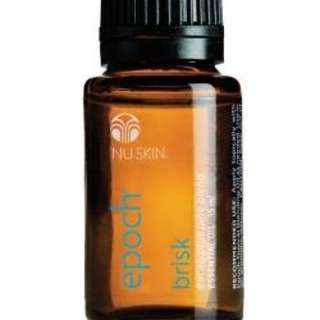 Epoch brisk essential oil