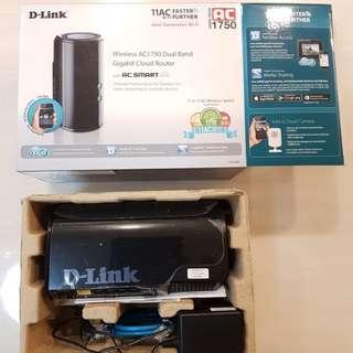 D Link Router DIR 868 L