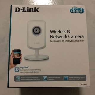 dlink DSC 930L