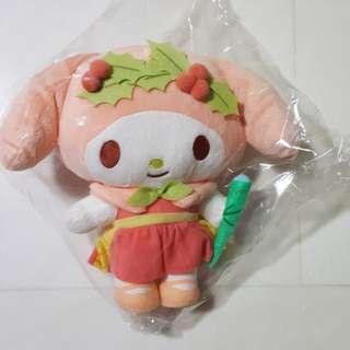 Limited Edition Sanrio Melody Plush