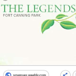 The Legends Fort Canning Membership