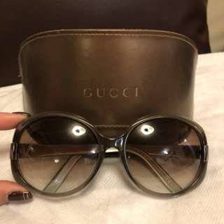 GUGGI Sunglasses; Box included