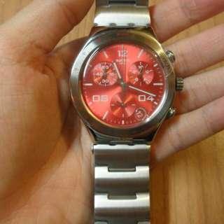 可口可樂 50周年珍藏手錶 (swatch 出品)