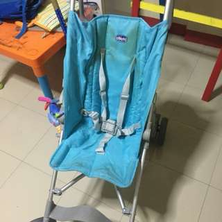chicco snoopy stroller
