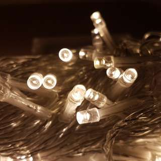 Fairylights include batteries