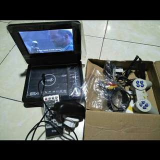 Dvd portabel player