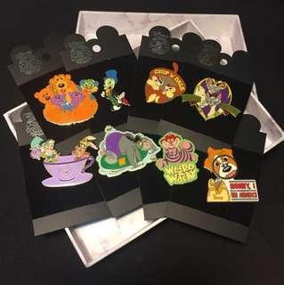 迪士尼雜錦系列襟章/ Disney collection pin