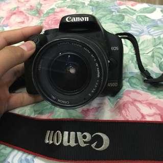 Canon EOS 450D(no nego)