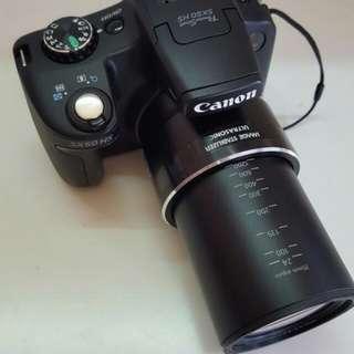 Canon PS sx50hs .