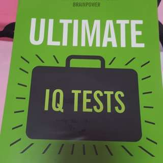 Ultimate IQ tests (Philip Carter, Ken Russell)