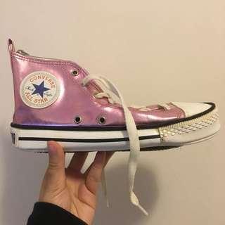 Converse 布鞋款筆袋