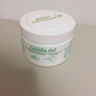 澳洲GM LANOLIN CREAM VE綿羊油護膚滋潤天然保濕面霜