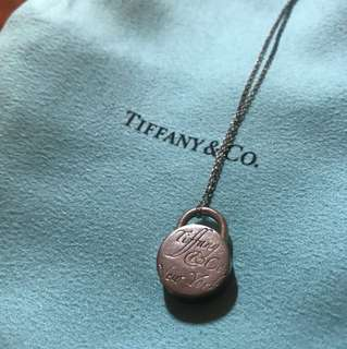 Tiffany and Co. 頸鏈