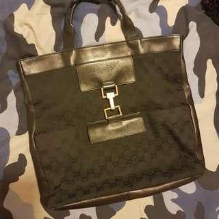Gucci 公事袋