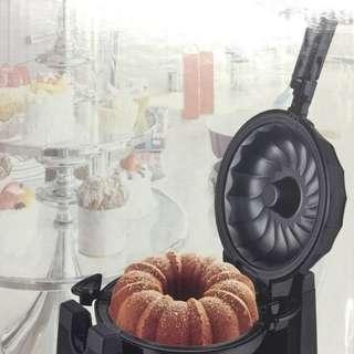 TS DAMFOX GERMANY CAKE MAKER alat pembuat kue bolu tart marble cake 600w
