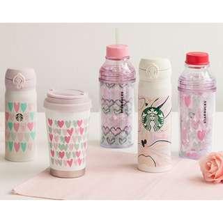 🌟台灣Starbucks 情人節版🌟