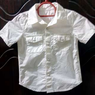 Mothercare White Shirt 2Y