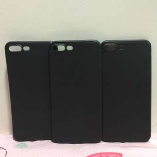 iPhone 7 Plus 純黑case